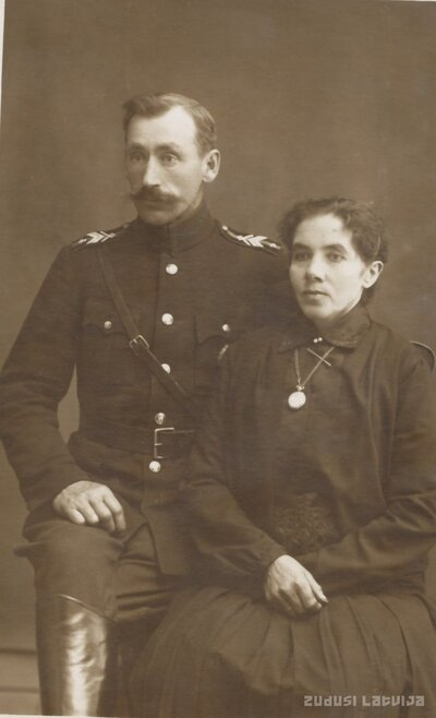 Kārlis un Minna Lācīši