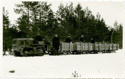 Šaursliežu dzelzceļa Ventspils-Dundaga ierīkošana