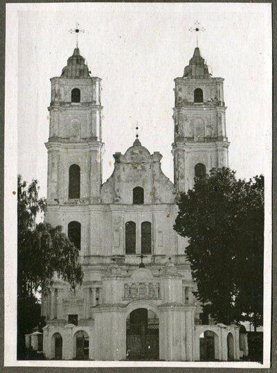 Aglonas katoļu baznīca