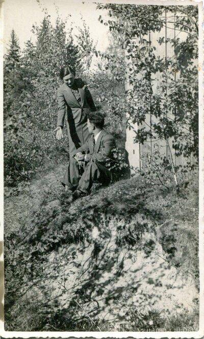 Visvaldis un Olga Sproģi