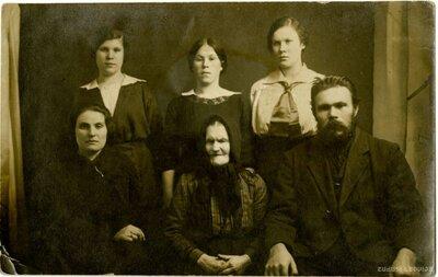 Sedvaldu ģimene