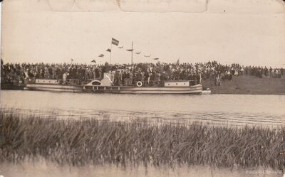 Kuģis Piltene