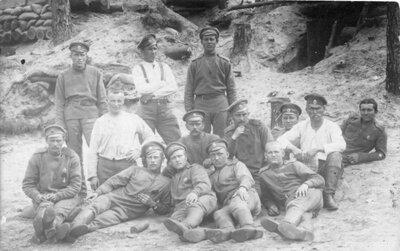 Krievu armijas karavīri