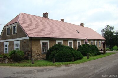 Asares pagasta pārvaldes ēka