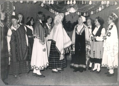 Lejasciema etnogrāfiskais ansamblis
