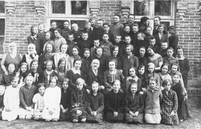 Rozulas skolas skolēni