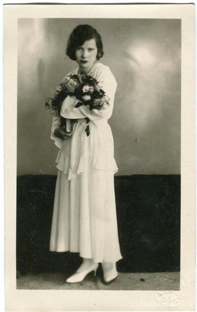 Ella Levitis iesvētību dienā