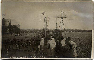 Franču eskadra Rīgā 1926. gadā
