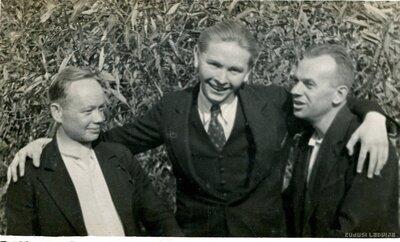 Stankevičs, Eglītis un Ābolkalns