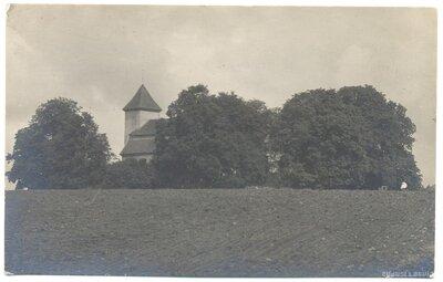 Gramzdas luterāņu baznīca