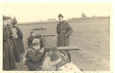 Latvijas armijas rezerves instruktoru apmācība Salaspilī