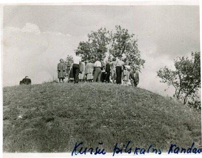 Kandavas pilskalns