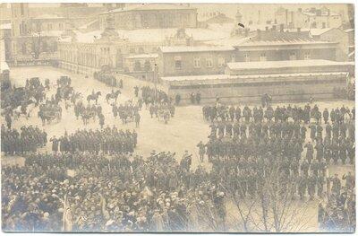 Karavīru parāde Liepājā