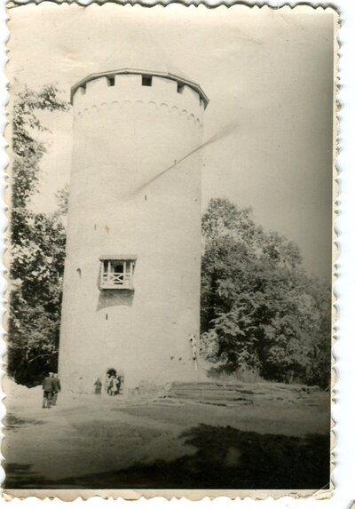 Turaidas pils tornis