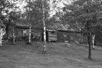 Silajāņu pagasts. Podnieka J. Kalves māja