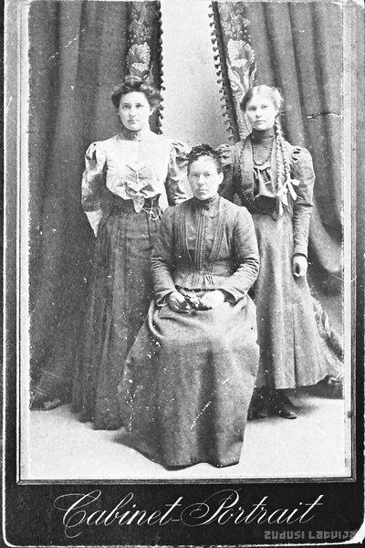 Turaidas vecmāte Marija Bankava