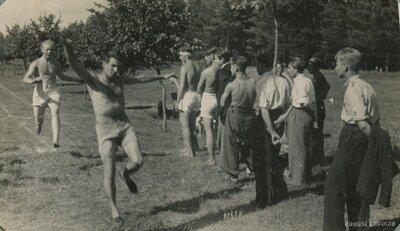 Ozolnieku novads. Sporta sacensības