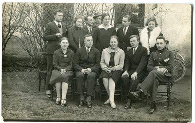 Lūkinu un Prauliņu ģimenes