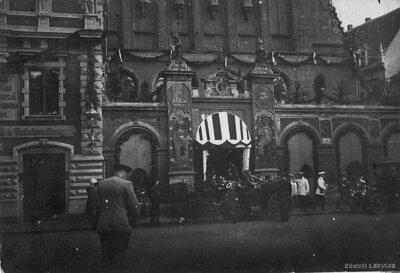 Rīga. Melngalvju nams