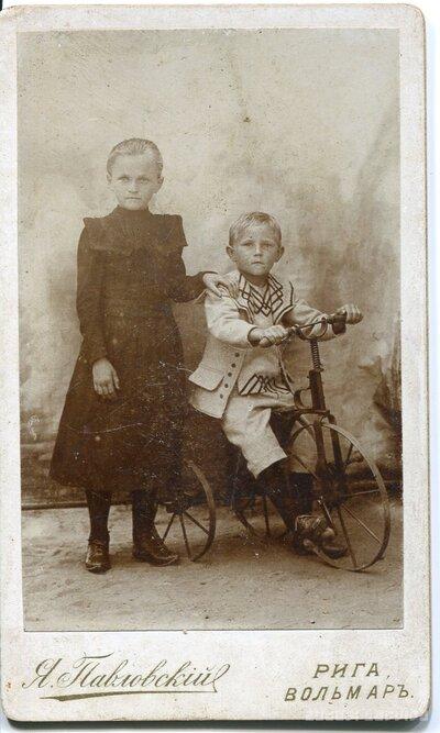 Berta un Nikolajs Ampermaņi