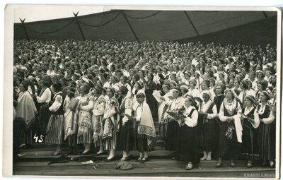 Rīga. Dziesmu svētki
