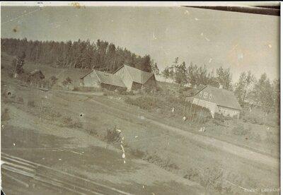 Mājas Strauti Annas pagastā