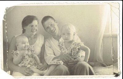 Puriņu ģimene