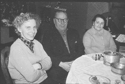 Jānis Lerhs ar kundzi