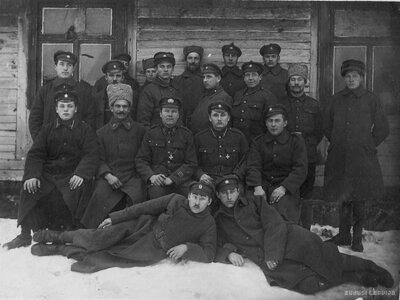 Jānis Reingolds un 6. Rīgas kājnieku pulks