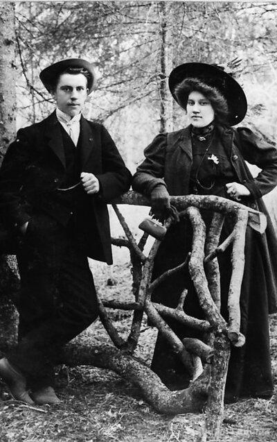 Jānis un Marija Grāvji