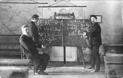 Ērgļu skolas skolotāji