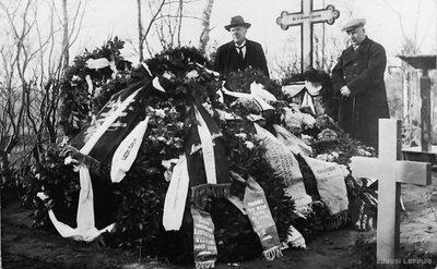 Matīsa Kaudzītes kaps