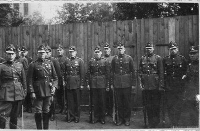 Jānis Reingolds un 5. Rīgas Aizsargu pulks