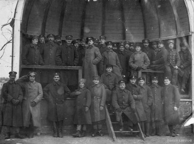 Jānis Reingolds un 6. Rīgas kājnieku pulks Grīziņkalnā