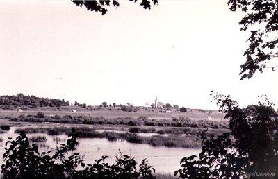 Doles sala. Sv.Jura baznīca