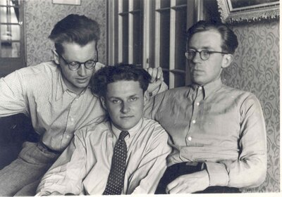 Imants Bērziņš, Ilmārs Rake un Jānis Bērziņš