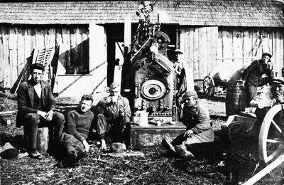 Kulšanas talkas dalībnieki Gudenieku pagastā