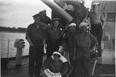 Latvijas karaflotes flagkuģa