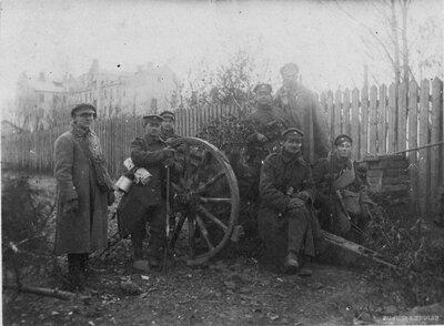 Kapteinis Pēteris Ozoliņš un 6. Rīgas kājnieku pulks