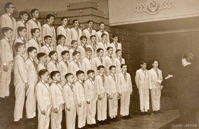 Em.Dārziņa mūzikas skolas zēnu koris
