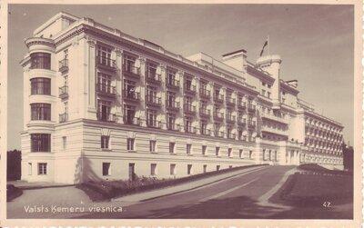 Valsts Ķemeru viesnīca