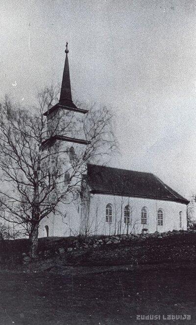 Griezes luterāņu baznīca