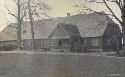 Bruzilu muižas dzīvojamā ēka