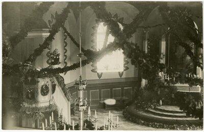 Skrundas luterāņu baznīca