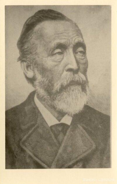 Dzejnieks Jānis Ruģēns