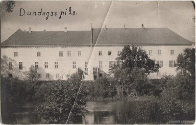 Dundagas pils