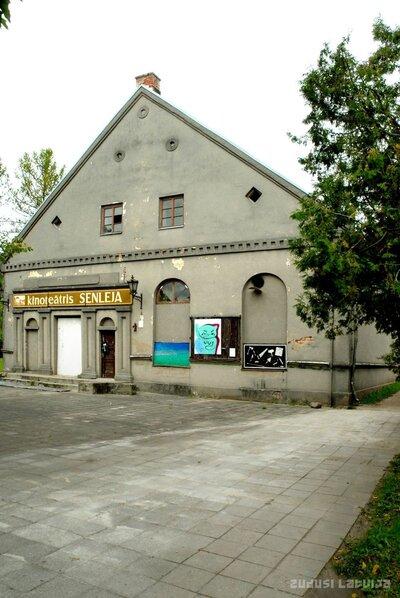 Kandavas pilsētas vēsturiskais centrs. Nams Lielā ielā 31
