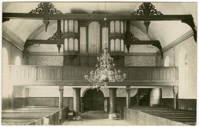 Kandavas luterāņu baznīca. Ērģeles