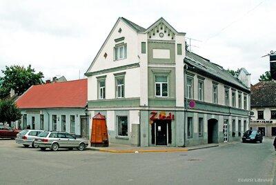 Kandavas pilsētas vēsturiskais centrs. Nams Sabiles ielā 2