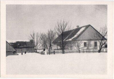 Vācu kolonistu saimniecība Planīcā